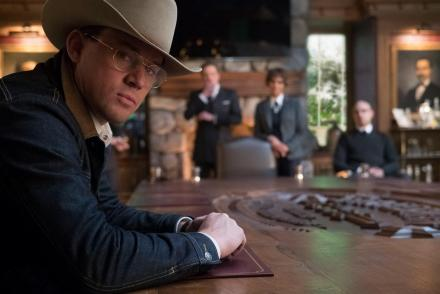 Channing Tatum in Kingsman: The Golden Circle