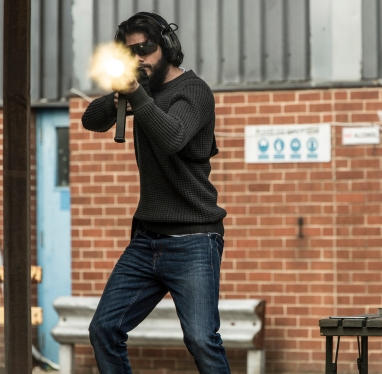 Dylan O'Brien as Mitch Rapp American Assassin