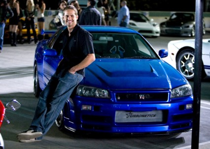 Paul Walker in Fast & Furious