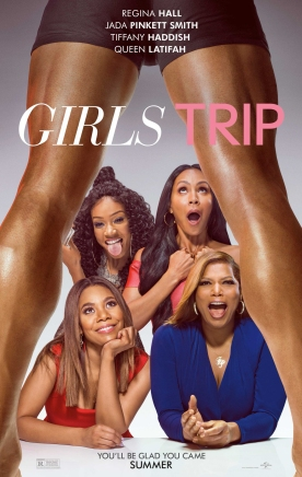 Girls Trip Teaser Poster
