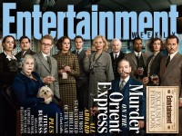 Murder on the Orient Express EW Cover