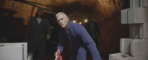 Daniel Craig, Adam Driver & Channing Tatum in Logan Lucky