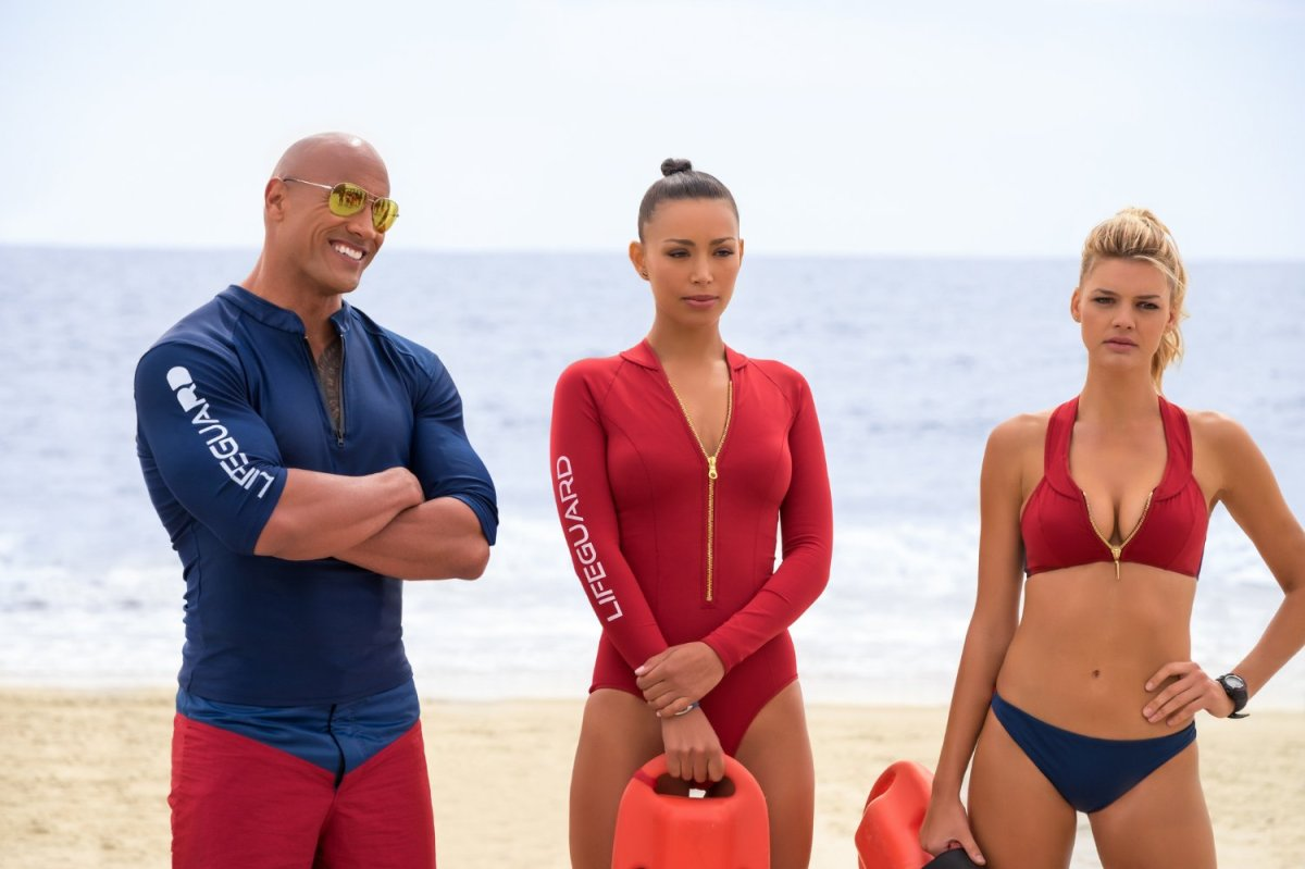 'Baywatch' Images & Posters: The Beaches Ain't Ready