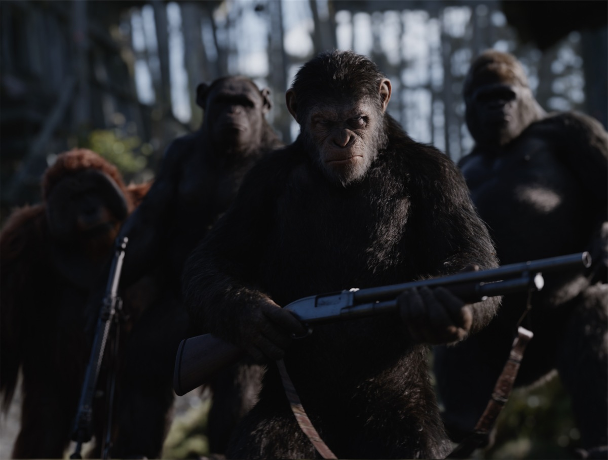 Final 'War for the Planet of the Apes' Trailer: Fight for the Planet