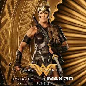 Wonder Woman IMAX Poster