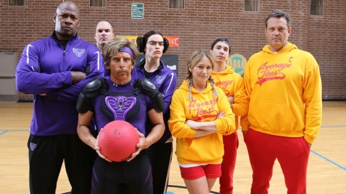 Cast of Dodgeball: A True Underdog Story
