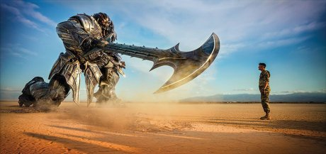 Josh Duhamel in Transformers: The Last Knight