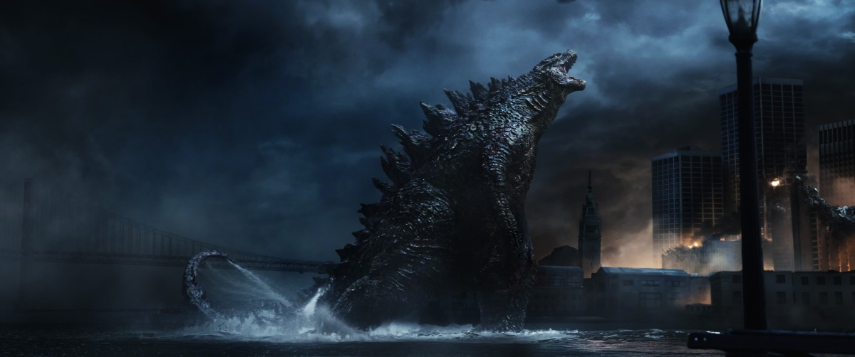 "'Godzilla 2' Official Synopsis Teases ""a Battery of God-Sized Monsters"""