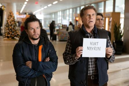 Mark Wahlberg & Will Ferrell in Daddy's Home 2