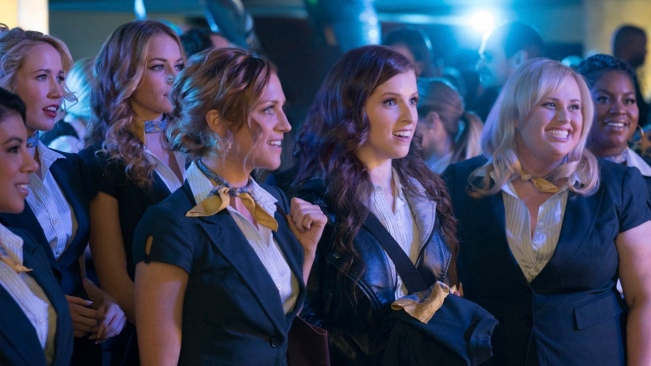 Brittany Snow & Anna Kendrick in Pitch Perfect 3