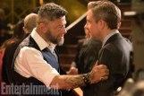 Andy Serkis & Martin Freeman in Black Panther