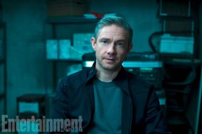 Martin Freeman as Everett K. Ross in Black Panther