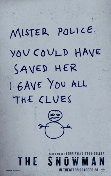 The Snowman Teaser Poster
