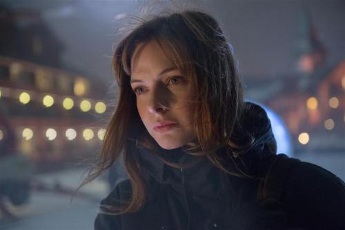 Rebecca Ferguson in The Snowman