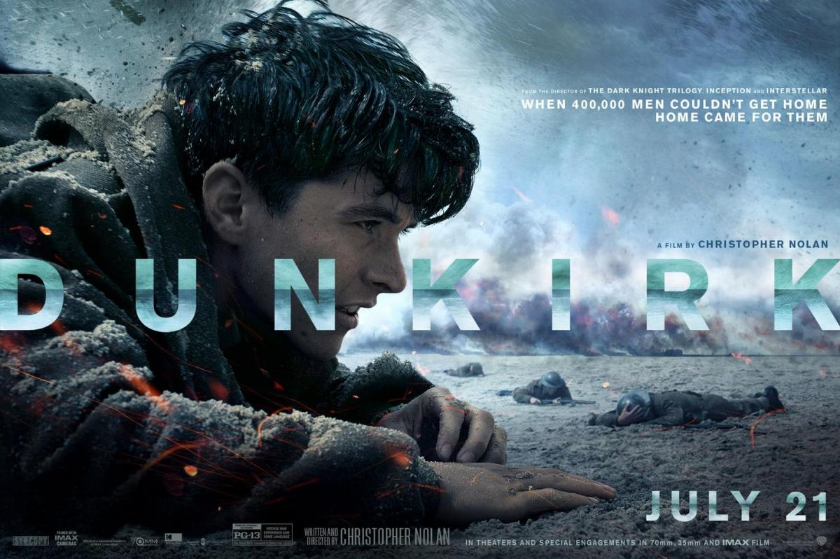 2017 Movie Posters: Dunkirk-2017-American-Movie-Official-Theatrical-Posters