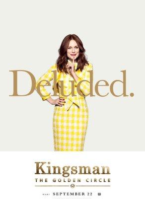 Kingsman: The Golden Circle Character Poster