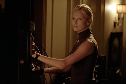 Charlize Theron in The Italian Job (2003)