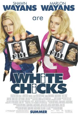 White Chicks Poster
