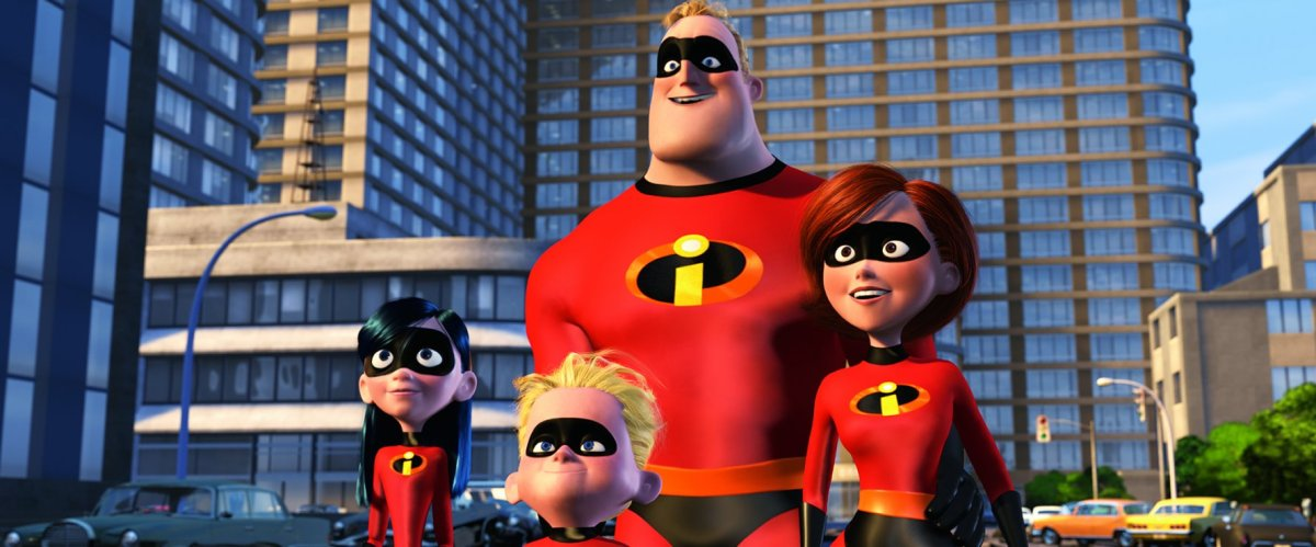 'The Incredibles 2' Will Pick Up Right Where the First Movie Left Off