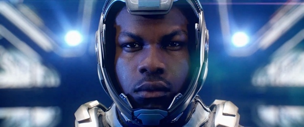 John Boyega in Pacific Rim: Uprising
