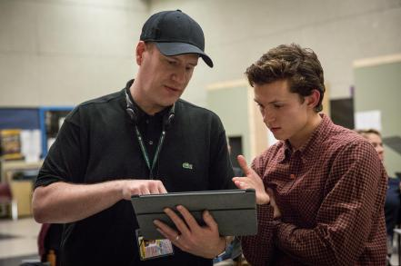 spider-man-homecoming-mit-tom-holland-und-kevin-feige
