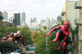 Iron Man & Spider-Man for Spider-Man: Homecoming
