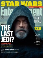 Star Wars: The Last Jedi EW Cover