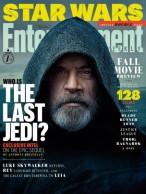 Star Wars: The Last Jedi EW Cover