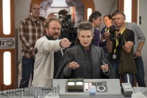 The Last Jedi will mark a farewell to the actress, who died unexpectedly in December. Tomorrow's story will shed new light on what we can expect to see in this last film featuring the princess who became a general.