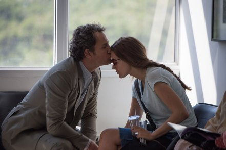 Jason Clarke & Blake Lively in All I See Is You