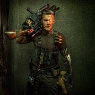 Josh Brolin as Cable for Deadpool 2