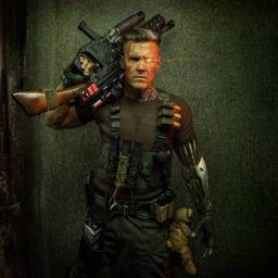 Josh Brolin as Cable for Deadpool 2