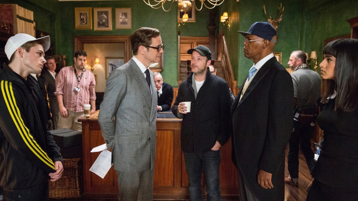 Matthew Vaughn's 'Kingsman' Story Calls for a Trilogy