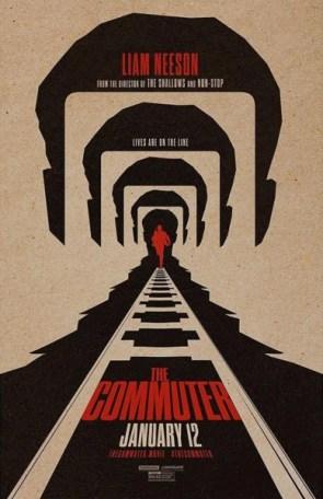 The Commuter Teaser Poster