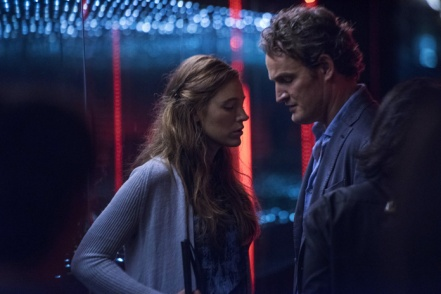 Blake Lively & Jason Clarke in All I See Is You