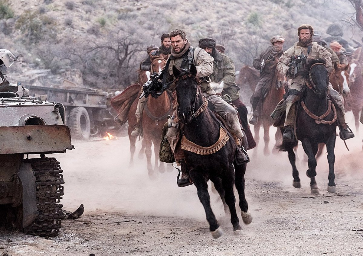 '12 Strong' Trailer: Chris Hemsworth Leads Horse Soldiers Into Afghanistan After 9/11