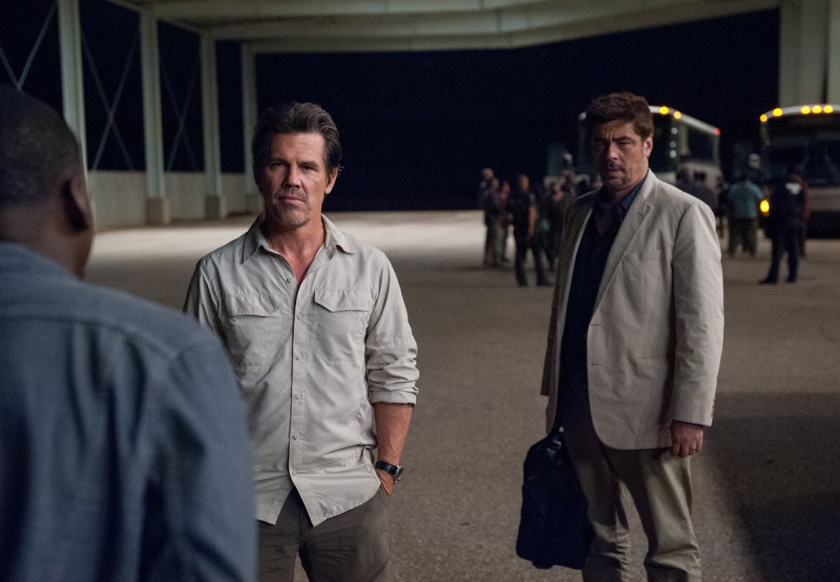 "According to Josh Brolin, the 'Sicario' Sequel 'Soldado' Is ""More Severe"""