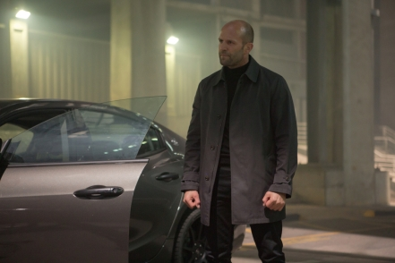 Jason Statham in Furious 7