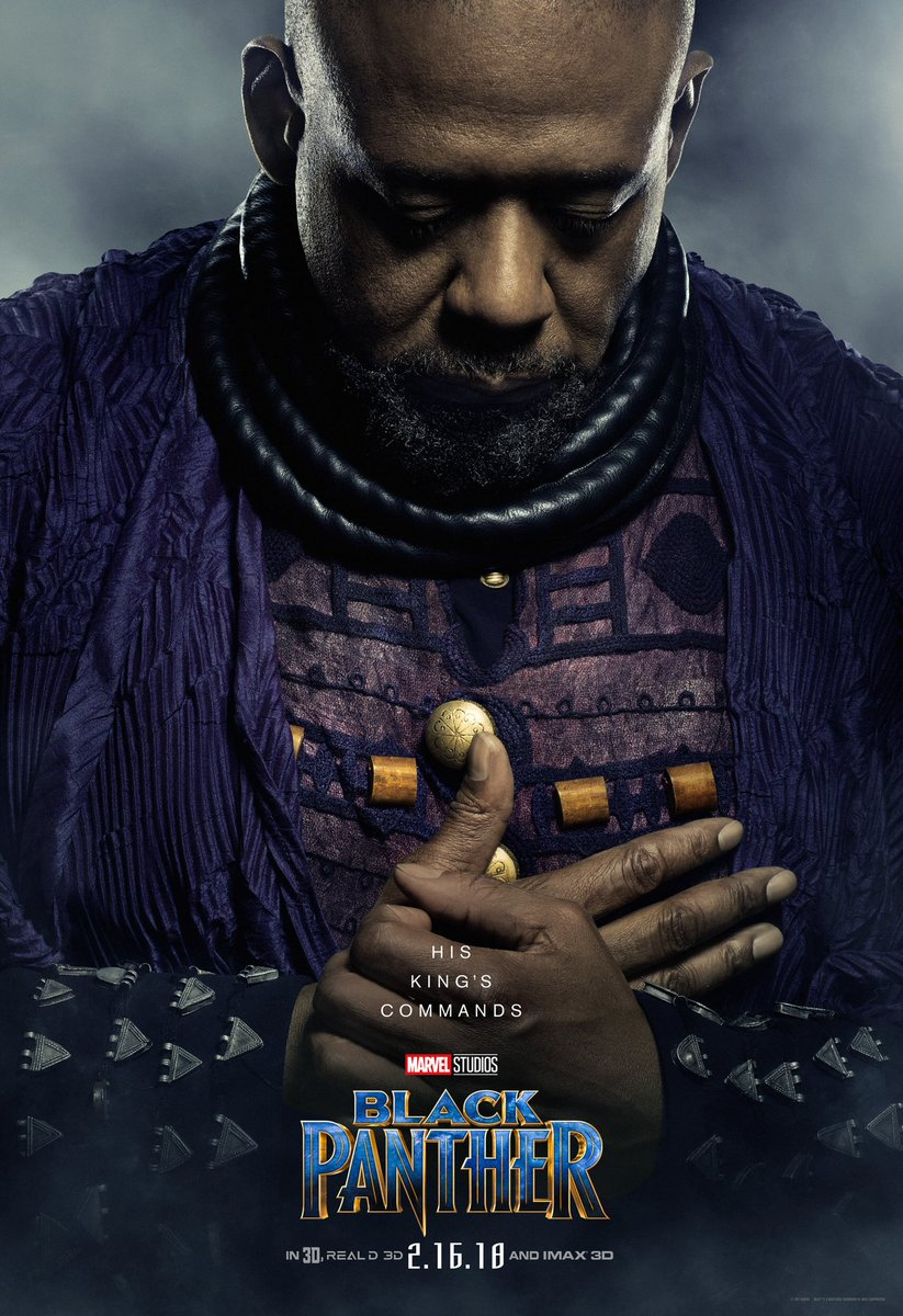 black-panther-poster-forest-whitaker – APOCAFLIX! MOVIES