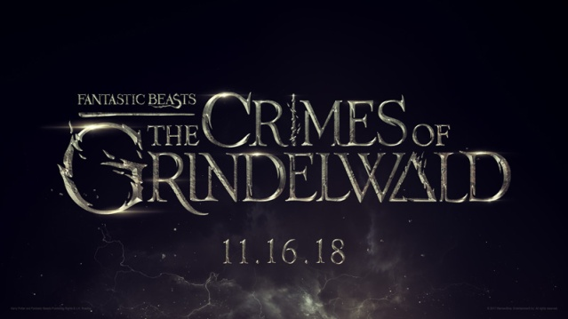 Fantastic Beasts: The Crimes of Grindelwald Logo
