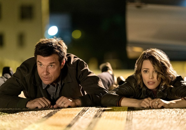 Jason Bateman & Rachel McAdams in Game Night