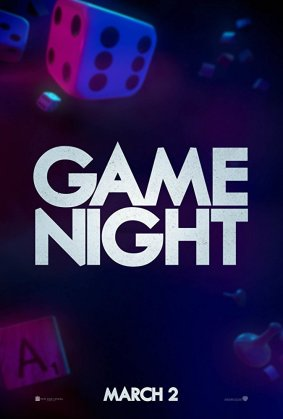 Game Night Teaser Poster