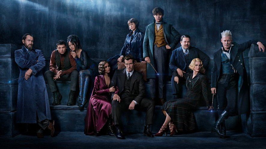 Cast of Fantastic Beasts: The Crimes of Grindelwald