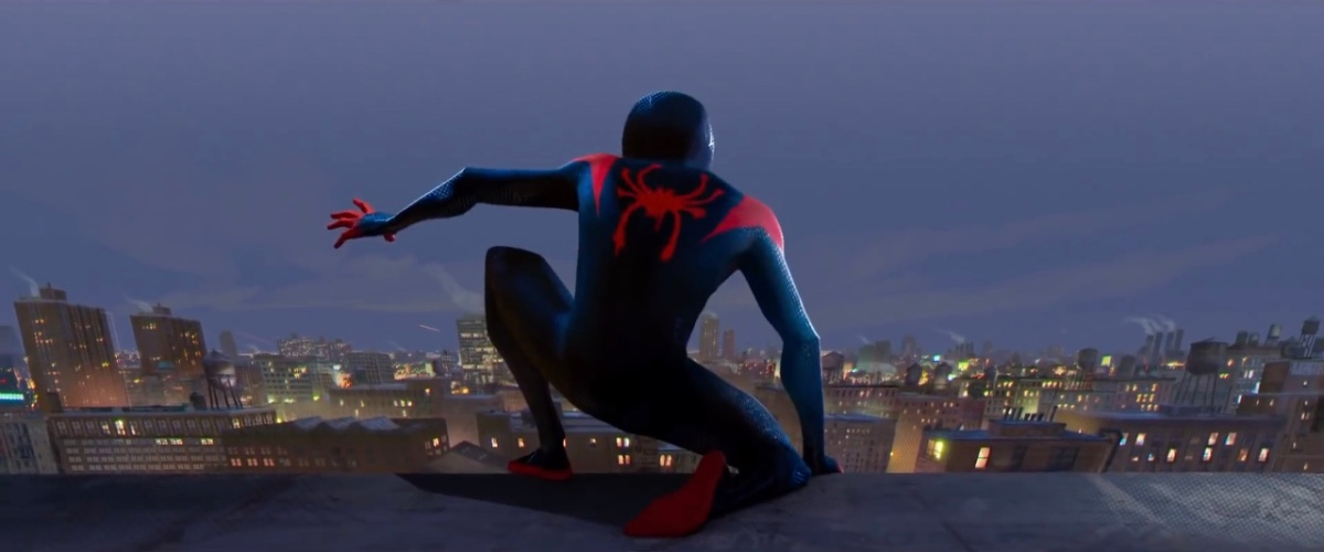 First ' Spider-Man: Into the Spider-Verse' Trailer Brings Miles Morales to the Big Screen