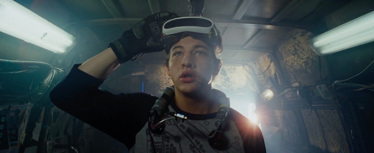 New 'Ready Player One' Trailer: Enter Steven Spielberg's Nostalgic Virtual Reality