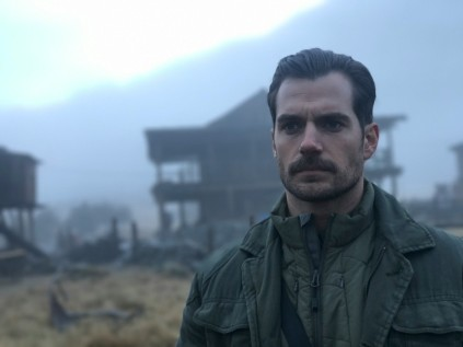Henry Cavill in Mission: Impossible - Fallout