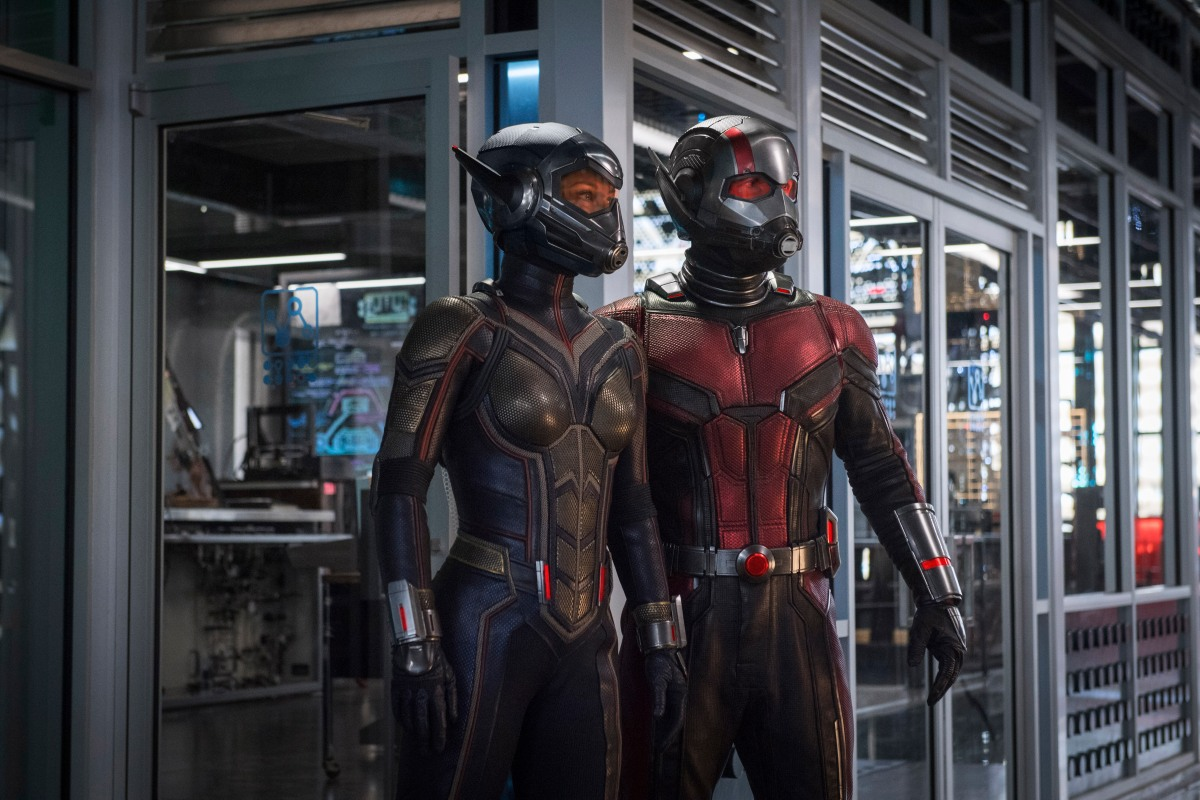 New 'Ant-Man and the Wasp' Image Has the Titular Duo Suited Up Together, at Last