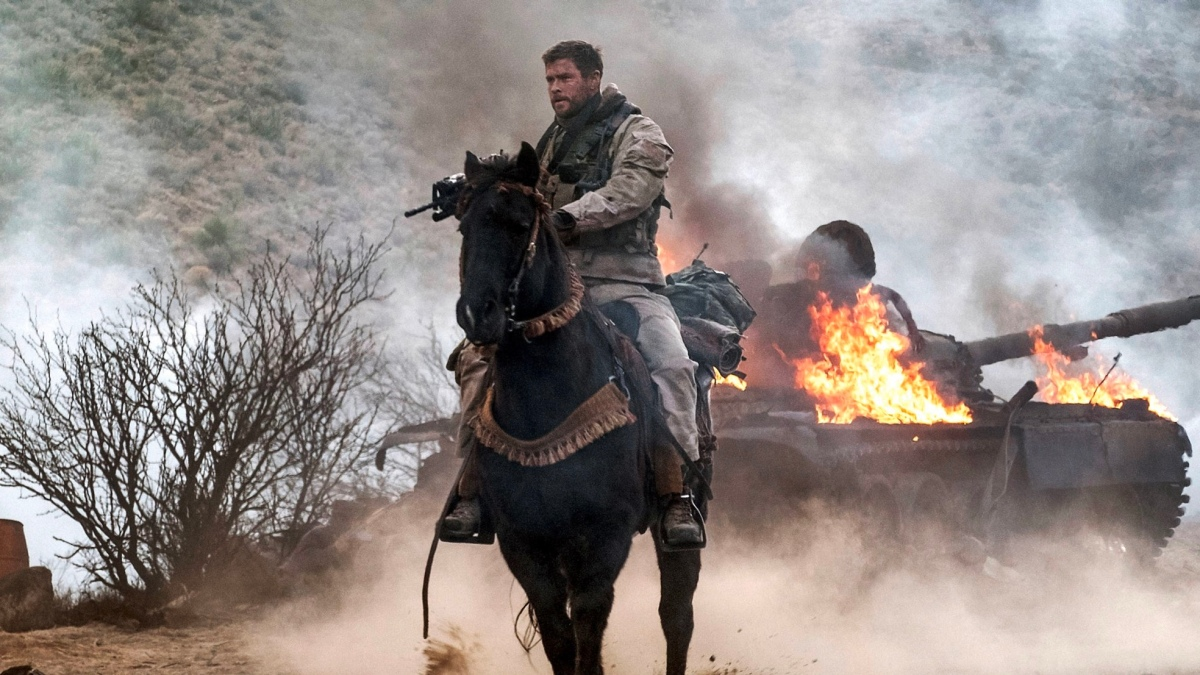 Check Out New Character Posters for '12 Strong' & 'Den of Thieves'