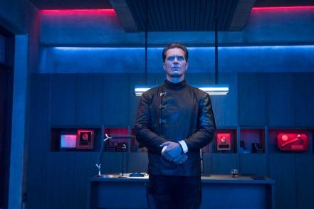 Michael Shannon in Fahrenheit 451