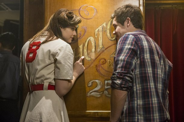 Alexandra Daddario & Adam Devine in When We First Met